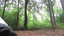 Rainy day in Rubbercoat