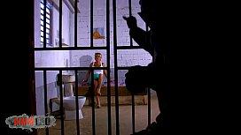 Baby Reed : Hot and horny behind bars
