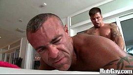 Rubgay Muscle Man On...