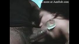 Homegrown Ebony Sucking Dick...