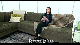 MyVeryFirstTime - Cute Milly Austin...