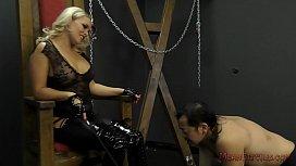Mistress Alexis Monroe Makes...