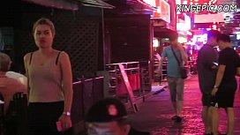 Bangkok Nightlife - Hot Thai...