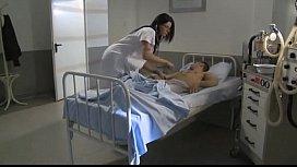 Hot horny nurse...