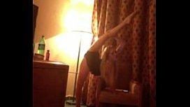 webcam-girl-Шпагат - Гимнастка - Растяжка - www.contortion4girls.com
