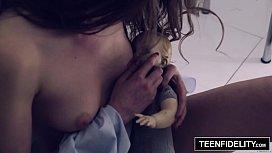 TEENFIDELITY Elena Koshka Squirts...