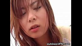 Aki Katase Hot Japanese model fucks