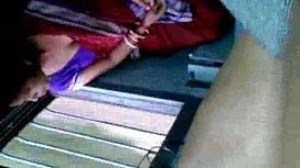 Hot Bengali Aunty Exposing...