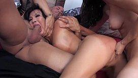 Asa Akira And Dana...