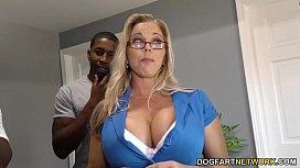 Amber Lynn Bach gets...