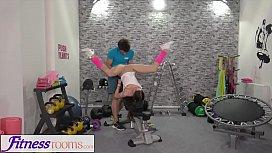 Fitness Rooms Slim athletic...