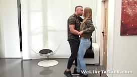 Weliketosuck - European babe Liz...