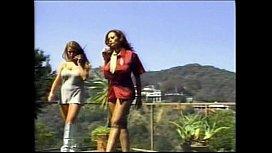 Donita Dunes in a Lez scene