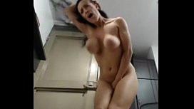 MILF with big tits...