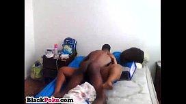 Nice black girlfriend with...