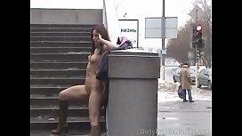 CRAZY RUSSIA Shameless babe...