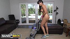 BANGBROS - Dirty Latin Maid...