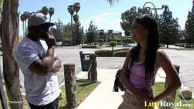 Ebony girl Rhianna Ryan...