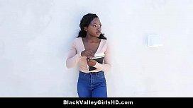 Ebony Teen Geek Noemie...