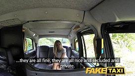 Fake Taxi John balls...