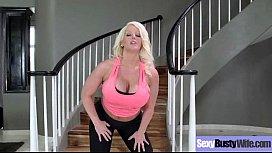 Sexy Busty Wife alura...