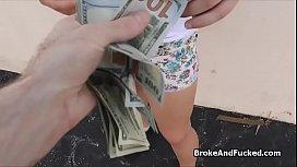 Perky teen earns extra...