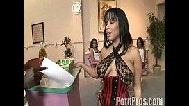 Nurse Osa Lovely gets...