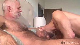 Adam Russo visits his...