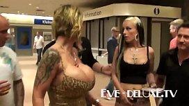 Eve Deluxe huge tits...
