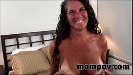 Big tit mature milf...