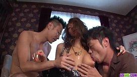 Rare Ema Kisaki doing...