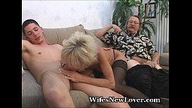 Older MILF Pleasured By...