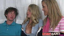 Brandi Love threesome with...