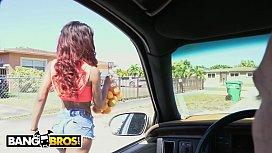 BANGBROS - Demi Sutra'_s Got Them Oranges, Sean Lawless Is Rockin'_ A Banana