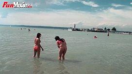 FunMovies Cute german lesbian...