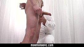 MormonBoyz - Daddy Fucks Twink...