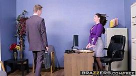 Big Tits at Work...