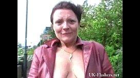 Hammersmith bridge public nudity...