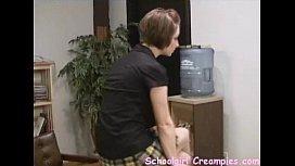 Schoolgirl Creampies - Chrissy...