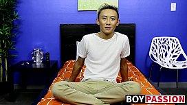 Cute asian twink Ty...