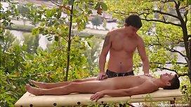 Sensual Massage Hot Gay...