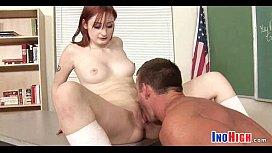 Redhead Petite schoolgirl fuck 16 85 bondage orgasm