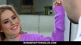 MyBabySittersClub - Adorable Babysitter Lily...