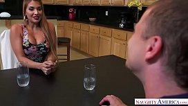 Dirty Latina wife fucks...