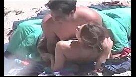 Deutsche Amateur Beach Sex...