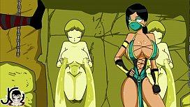 Mortal Kombat Sexuality...