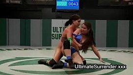 Nude female wrestler pussy...