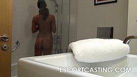 Teen Escort Secretly Filmed...