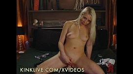 Slutty Cam Girl Plays...