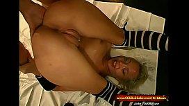 Young Annette Schwarz loves...